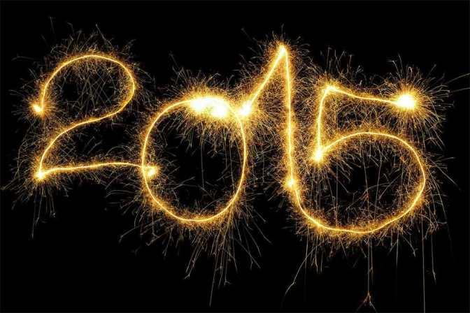 Réveillon du nouvel an 2015 à Paris, spectacle et parade sur les Champs-Elysées !